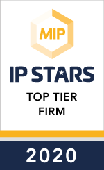 IP Stars Top Tier Firm Shelston IP