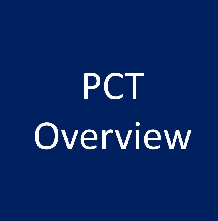 Use Of The Pct System And Advantages And Benefits Of International